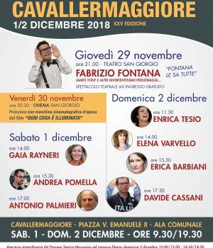Manifesto Mostra libro 2018